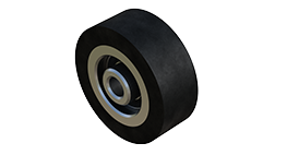 Flat Series Rubber