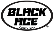 Black Ace Parts logo